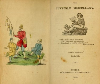 The Juvenile Miscellany