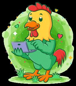 My Chicken's on the Internet by Kenn Nesbitt