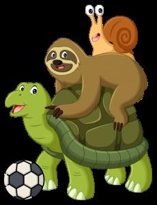 I Saw a Sloth Play Soccer by Kenn Nesbitt