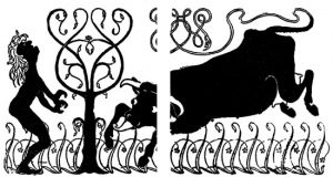 The Purple Cow by Gelett Burgess