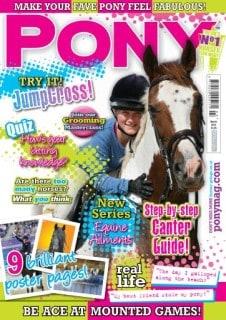 Pony Magazine Poetry Contest for Kids