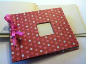 Poetry Inspiration Scrapbook