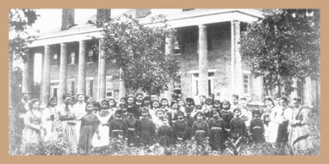 Cherokee Female Semenary