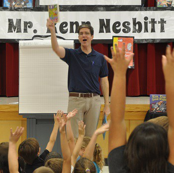 Kenn Nesbitt Presenting