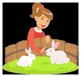 Bunny Rabbit Nursery Rhyme