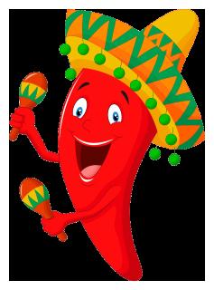 Hot Chili Pepper Nursery Rhyme