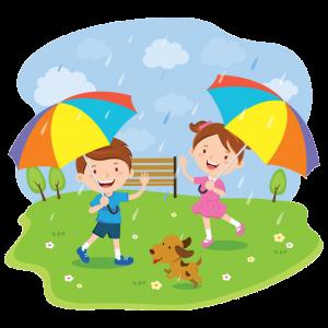 Rain Nursery Rhyme