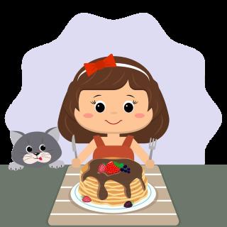 Pancakes Nursery Rhyme