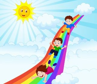 Rainbow Nursery Rhyme