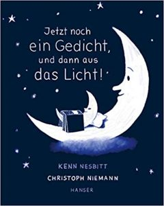 One Minute Till Bedtime German-language edition