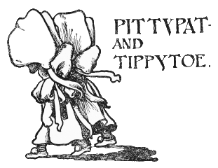 Pittypat and Tippytoe by Eugene Field