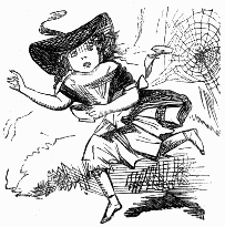 The Embarrassing Episode of Little Miss Muffet by Guy Wetmore Carryl
