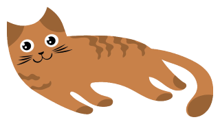 My Flat Cat - A funny cat poem by Kenn Nesbitt