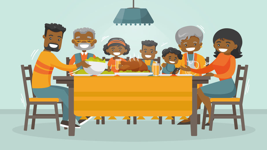 Thank You, Thanksgiving by Kenn Nesbitt