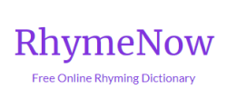 RhymeNow Free Online Rhyming Dictionary