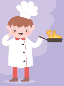 Cooking Class by Kenn Nesbitt