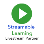 Streamable Learning Livestream
