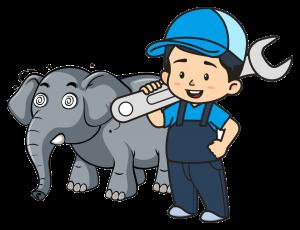 The Elephant Repairman by Kenn Nesbitt