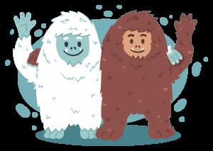 My Brother Might Be Bigfoot by Kenn Nesbitt