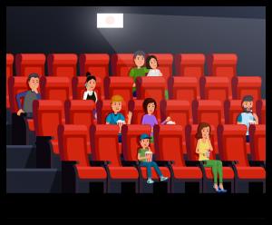 I Went to the Movies by Kenn Nesbitt