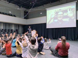 Kenn Nesbitt Online Virtual School Author Visit Zoom Meet Skype Teams