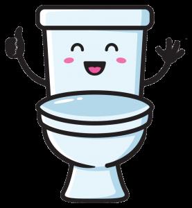 Our Magic Toilet by Kenn Nesbitt